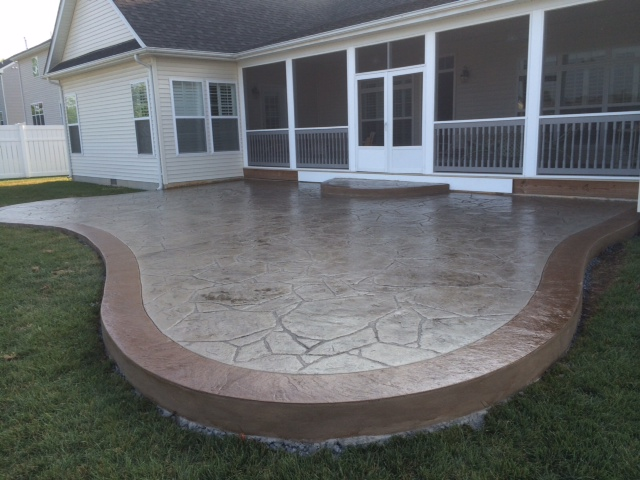 Why You Should Seal Stamped Concrete