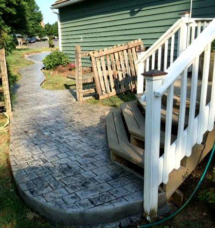 cobblestone with borders