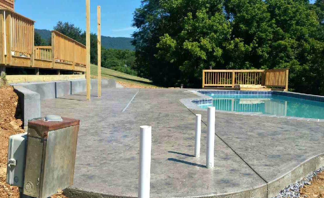 Pool Decks Archives Blackwater Concrete